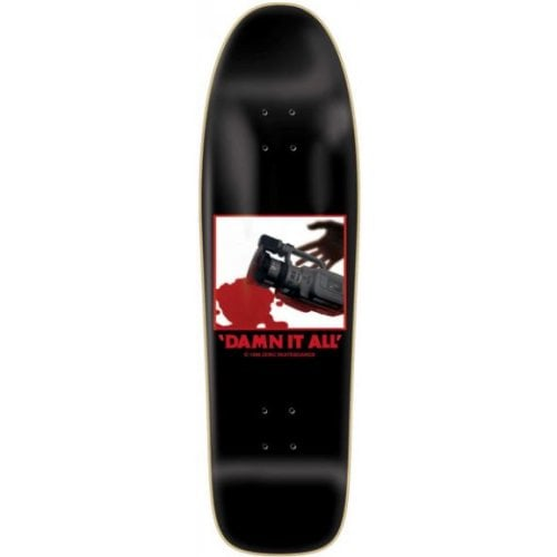 Zero Deck: Damn It All Cruiser 8.75