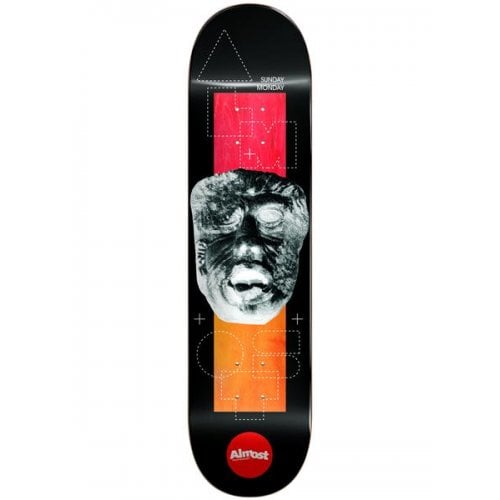Almost Deck: Daewon Stone Head Invert Impact Light 8.0