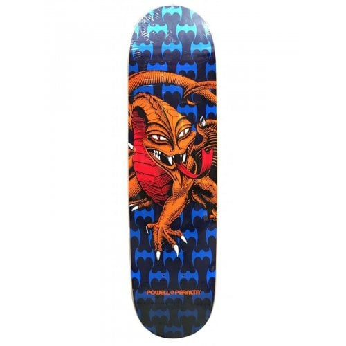 Powell Peralta Deck: Cab Dragon Blue Red 7.5