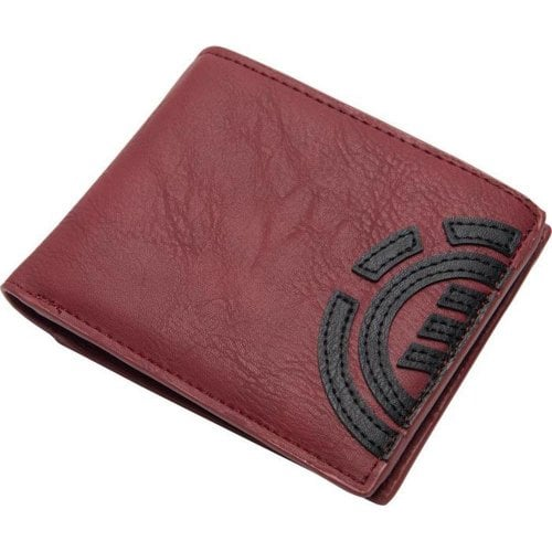 Element Wallet: Daily Wallet - Oxblood Red RD