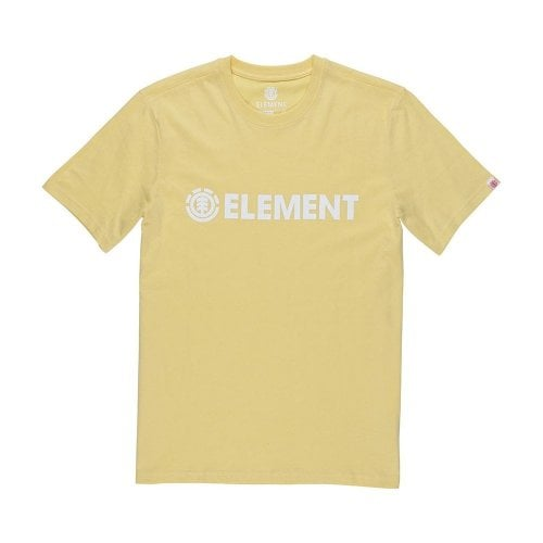 Element T-Shirt: Blazin SS Pastel Sunlight YL