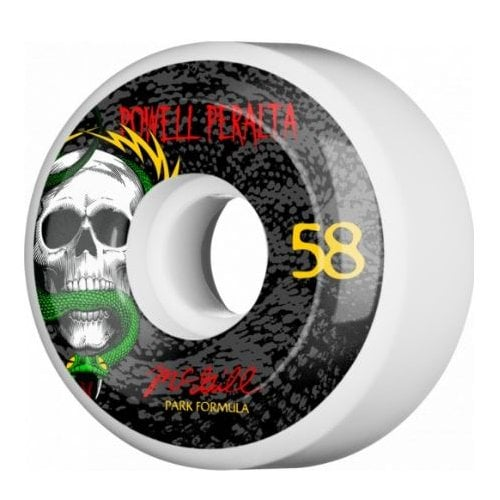 Powell Peralta Wheels: McGill Skull and Snake (58mm)