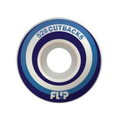 Flip Wheels: Cutbacks (54 mm)