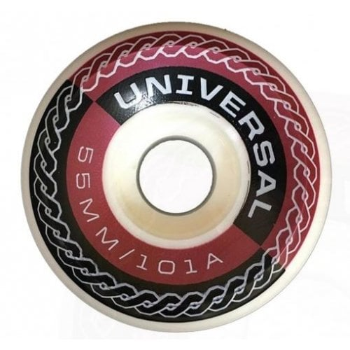 Universal Wheels: Metallic 2 (55 mm)