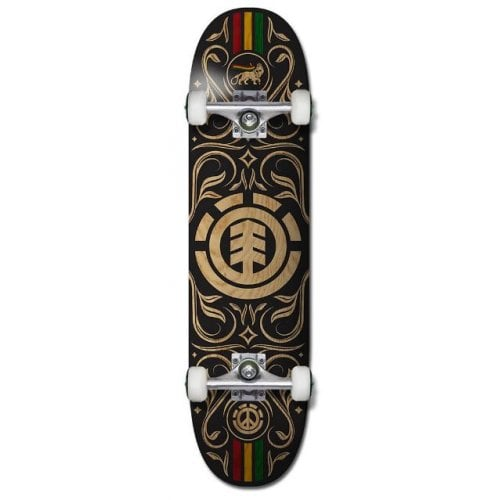 Element Complete Skate: Naturalistic 7.75