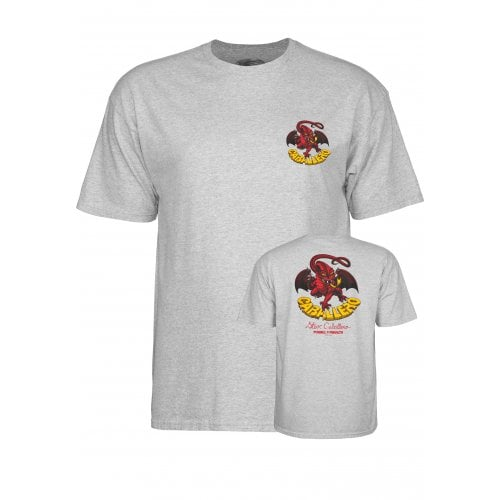 Powell Peralta T-shirt: Caballero Classic Dragon GR