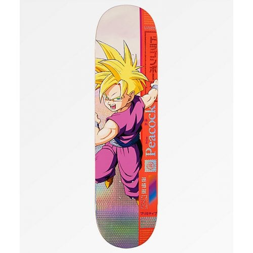 Primitive Deck: Dragon Ball Z _ Peacock Gohan 8.0