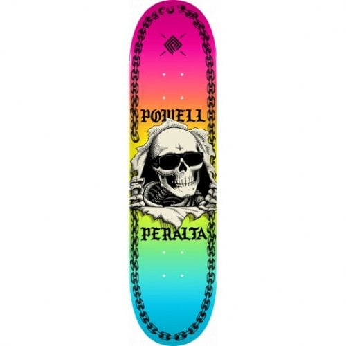 Powell Deck: Premium Ripper Chainz 8.25