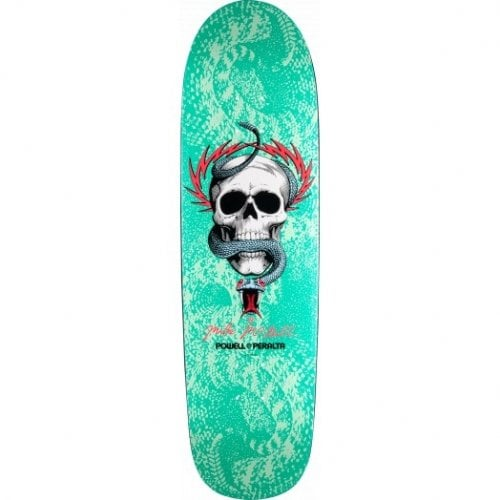 Powell Deck: McGill SAS FS Mint Green 8.97