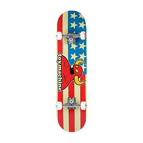 Toy Machine Complete Skateboard: American Monster 7.87