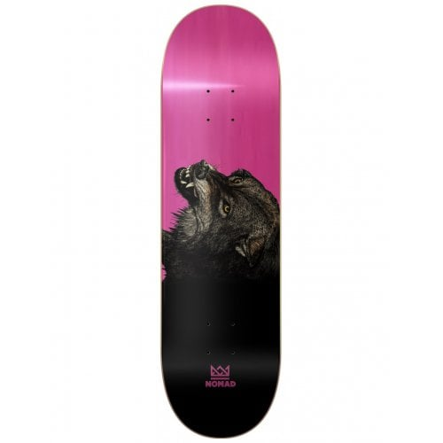 Nomad Deck: The Wolf Deck Pink 8.25