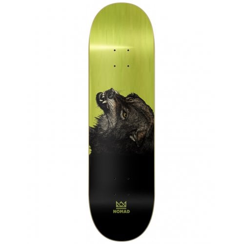 Nomad Deck: The Wolf Deck Lime 8.3