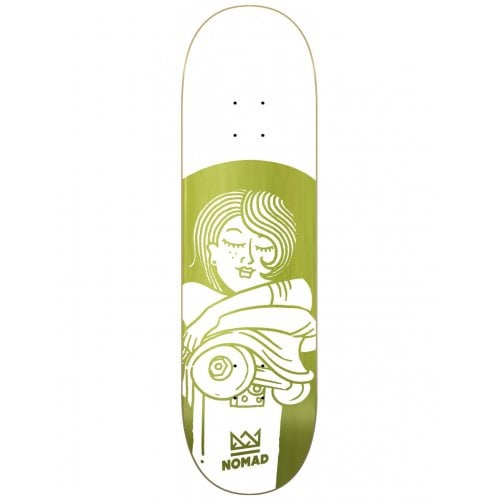 Nomad Deck: Boobies Lime 8.0
