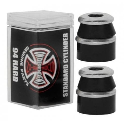 Independent Bushings: Cushions Black 94 Hard Standard Cylinder