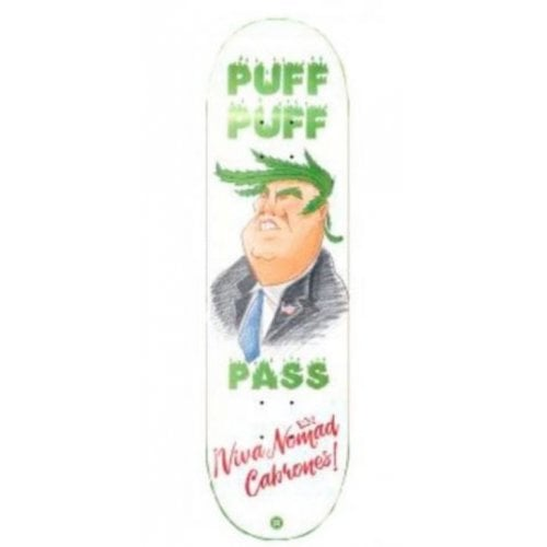 Nomad Deck: Puff Puff Pass 8.0