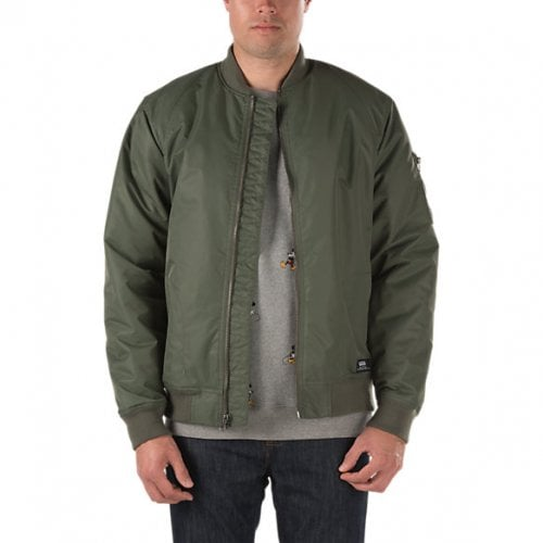 Vans Jacket: M Morro Deluxe Anchorage GN