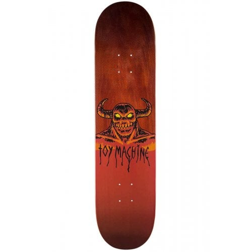 Toy Machine Deck: Hell Monster 8.25