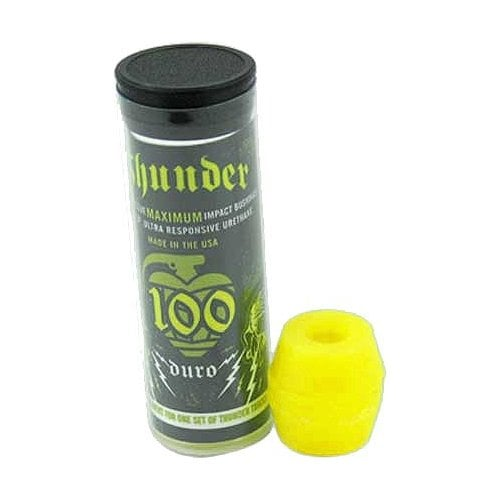 Thunder Trucks Bushings: Tube Yellow 100DU