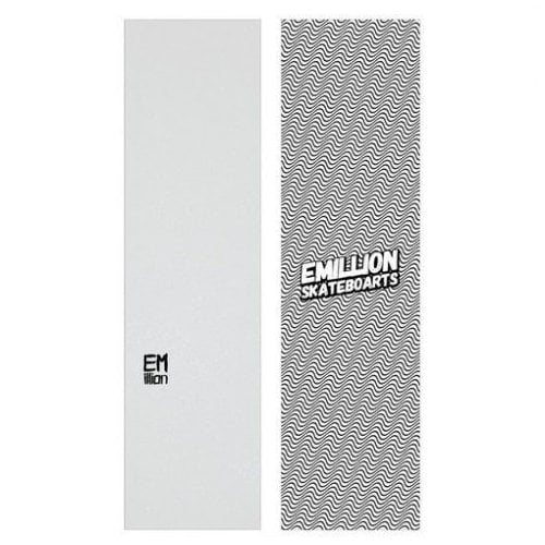 Emillion Grip tape: Perforate Clear