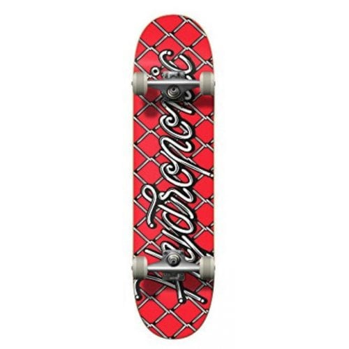 Hydroponic Complete Skateboard: Net Red 8.0
