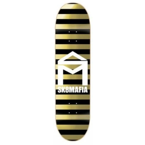 SK8 Mafia Deck: House Logo Honey 8.0