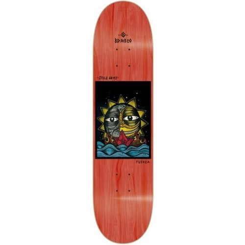 BDSkateCO Deck: Stole Army II Model. Fuerza Red 8.25