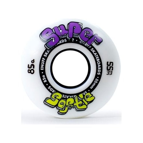 Enuff Wheels: Super Softie 85A (55 mm)