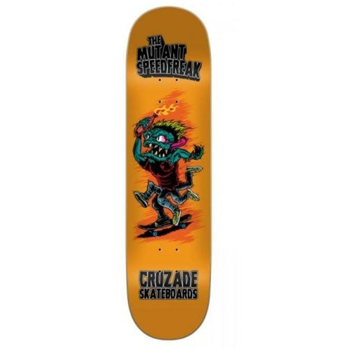 Cruzade Deck: The Mutant Speedfreak 8.0