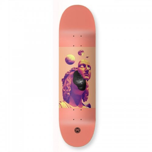 Imagine Skateboards Deck: Sculpture Cosmic 8.5
