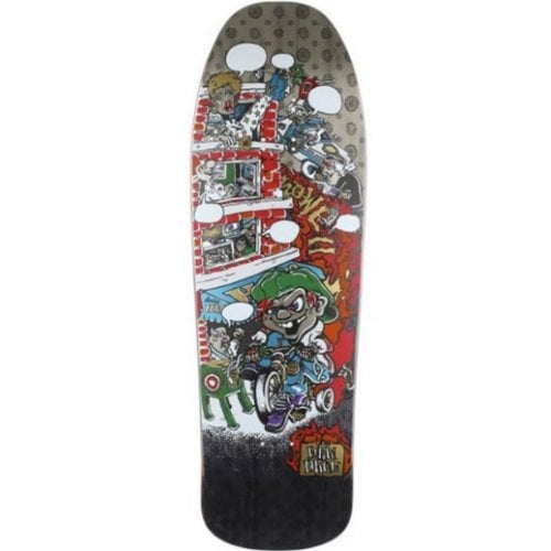 New Deal Deck: Howell Tricycle Kid Metallic 9.625