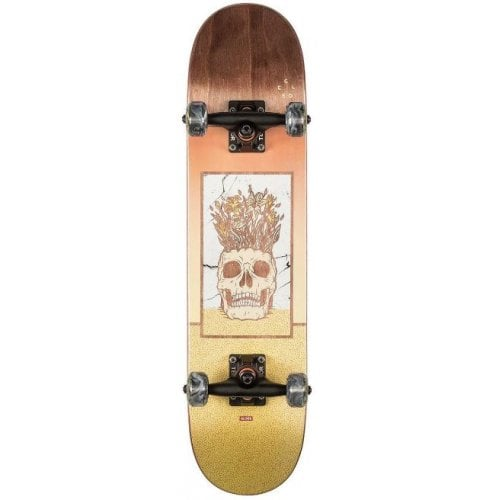 Globe Complete Skate: Celestial Growth Mini 7.0