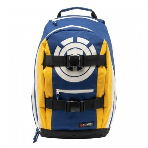 Element Backpack: Blue Depth Mohave BL/YL