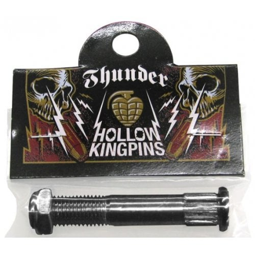Thunder Trucks Bolt: Hollow Kingpin & Nut