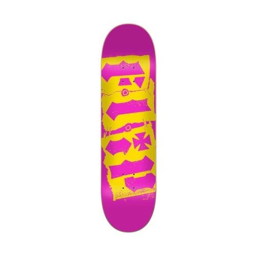 Flip Deck: Team Destroyer Pink 8.13 x 32.00