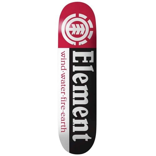 Element Deck: Section 8.25