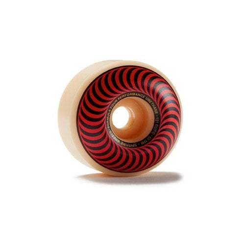 Spitfire Wheels: F4 101 Classic Red (60mm)