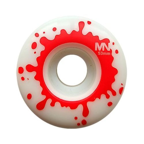Main Wheels: Drop Red (53 mm)