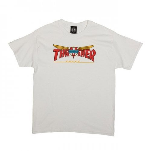 Thrasher T-Shirt: Venture Collab WH