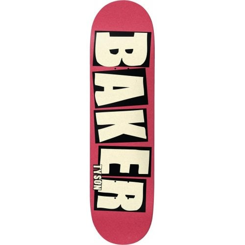 Baker Deck: Tyson Peterson Name Blush 8.475x31.875