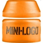 Mini Logo Skateboards Mini-Logo Bushings: Medium Orange