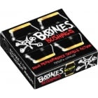 Bones Bushings: Hardcore Medium Black-Black