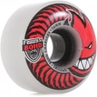 Spitfire Wheels: 80HD Charger Clear (56 mm)