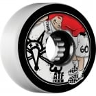 Bones Wheels: ATF Kid White (60 mm)