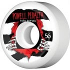 Powell Peralta Wheels: Park Ripper White (56 mm)