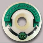 Hydroponic Wheels: Premium Yellow (55 mm)