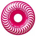 Spitfire Wheels: F4 99D Pushing Pink Classic (53 mm)