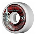 Powell Peralta Wheels: Rodriguez Skull and Sword PF (56 mm)