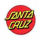 Santa Cruz Stickers: Classic Dot 30 RD