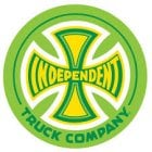 Independent Stickers: Sticker 77 Truck Co 15 GN