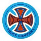 Independent Stickers: Sticker 77 Truck Co 15 BL